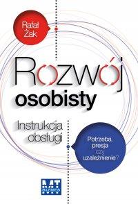 Rozwój osobisty. Instrukcja obsługi - Rafał Żak - ebook