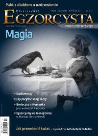 Miesięcznik Egzorcysta. Wrzesień 2015 - Opracowanie zbiorowe - eprasa