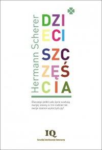 Dzieci szczęścia - Hermann Scherer - audiobook