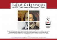 Łódź Celebrates the 450th Anniversary of Shakespeare's Birth - Krystyna Kujawińska Courtney - ebook
