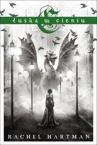 Łuska w cieniu - Rachel Hartman - ebook