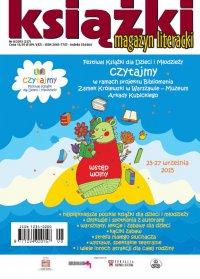 Magazyn Literacki KSIĄŻKI 8/2015