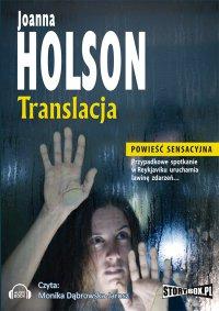 Translacja - Joanna Holson - audiobook