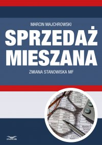 Sprzedaż mieszana - zmiana stanowiska MF - Marcin Majchrowski - ebook