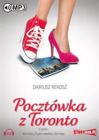 Pocztówka z Toronto - Marcin Przybyłek - audiobook
