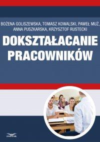Dokształcanie pracowników - Bożena Goliszewska - ebook