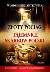 Złoty pociąg i tajemnice skarbów Polski - Włodzimierz Antkowiak - ebook