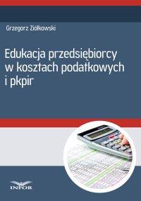 Edukacja przedsiębiorcy w kosztach podatkowych i PKPiR