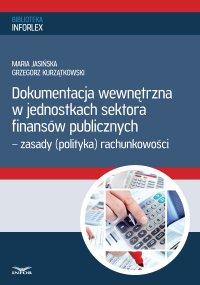 Dokumentacja wewnętrzna w jednostkach sektora finansów publicznych 2014