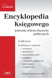 Encyklopedia Księgowego jednostki sektora finansów publicznych