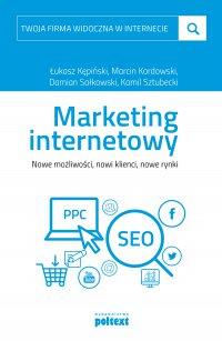 Marketing internetowy - Łukasz Kępiński - ebook