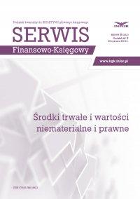 Środki trwałe i wartości niematerialne i prawne - Joanna Gawrońska - ebook