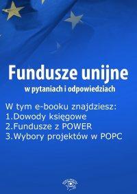 Fundusze unijne w pytaniach i odpowiedziach, wydanie wrzesień 2015 r.