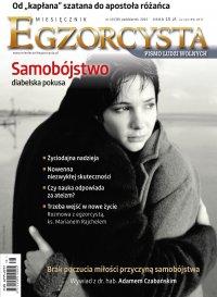 Miesięcznik Egzorcysta. Październik 2015 - Opracowanie zbiorowe - eprasa