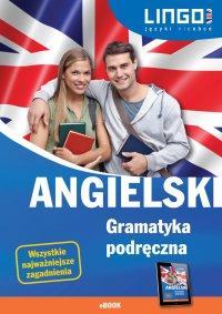 Angielski. Gramatyka podręczna - Joanna Bogusławska - ebook