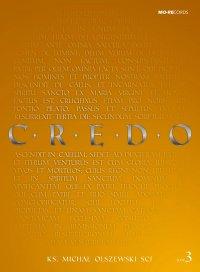 Credo. Tom 3 - Michał Olszewski SCJ - audiobook