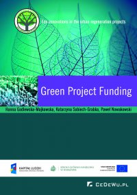 Green Project Funding - Hanna Godlewska Majkowska - ebook