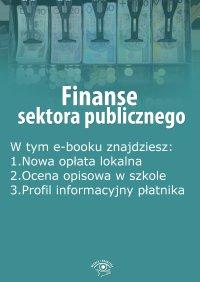 Finanse sektora publicznego, wydanie wrzesień 2015 r. - Opracowanie zbiorowe - eprasa