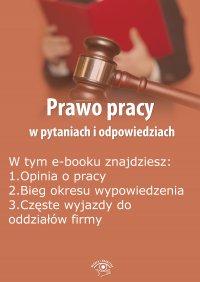 Prawo pracy w pytaniach i odpowiedziach, wydanie lipiec-sierpień 2015 r.