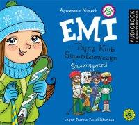 Emi i Tajny Klub Superdziewczyn. Tom 6. Śnieżny patrol - Agnieszka Mielech - audiobook