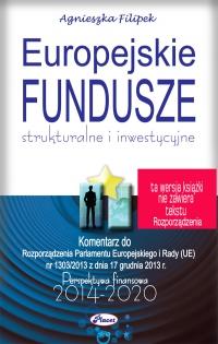 Europejskie Fundusze strukturalne i inwestycyjne