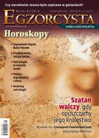 Miesięcznik Egzorcysta. Grudzień 2015
