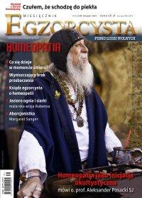 Miesięcznik Egzorcysta. Listopad 2015 - Opracowanie zbiorowe - eprasa