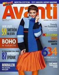 Avanti 11/2015 - Opracowanie zbiorowe - eprasa