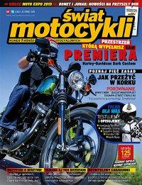 Świat Motocykli 11/2015 - Opracowanie zbiorowe - eprasa