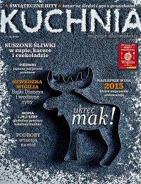 Kuchnia 12/2015 - Opracowanie zbiorowe - eprasa