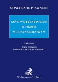 Państwo i terytorium w prawie międzynarodowym