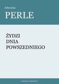 Żydzi dnia powszedniego - Jehoszua Perle - ebook