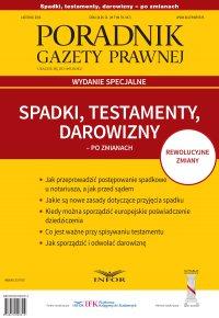 Poradnik Gazety Prawnej. Wydanie specjalne 2015/11