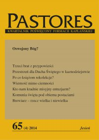 Pastores 65 (4) 2014 - Opracowanie zbiorowe - eprasa
