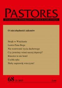 Pastores 68 (3) 2015 - Opracowanie zbiorowe - eprasa