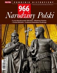 Pomocnik Historyczny. 966 Narodziny Polski