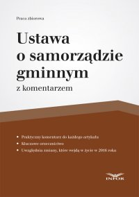 Ustawa o samorządzie gminnym