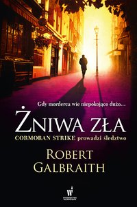 Żniwa zła - Robert Galbraith - ebook