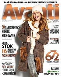 Avanti 1/2016 - Opracowanie zbiorowe - eprasa