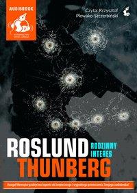 Rodzinny interes - Anders Roslund - audiobook