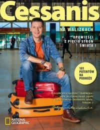 Michał Cessanis na walizkach. Opowieści z pięciu stron świata
