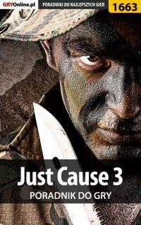 "Just Cause 3 - poradnik do gry - Norbert ""Norek"" Jędrychowski - ebook"