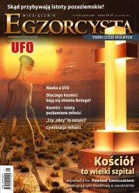 Miesięcznik Egzorcysta. Styczeń 2016 - Opracowanie zbiorowe - eprasa