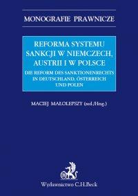 Reforma systemu sankcji w Niemczech, Austrii i w Polsce