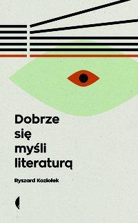 Dobrze się myśli literaturą - Ryszard Koziołek - ebook