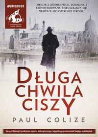 Długa chwila ciszy - Paul Colize - audiobook