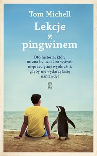 Lekcje z pingwinem - Tom Michell - ebook