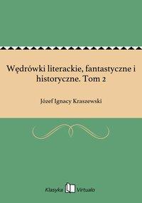 Wędrówki literackie, fantastyczne i historyczne. Tom 2 - Józef Ignacy Kraszewski - ebook