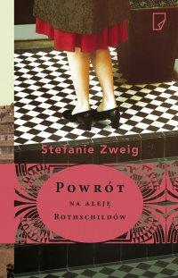 Powrót na aleję Rothschildów - Stefanie Zweig - ebook