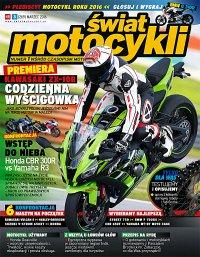Świat Motocykli 3/2016 - Opracowanie zbiorowe - eprasa